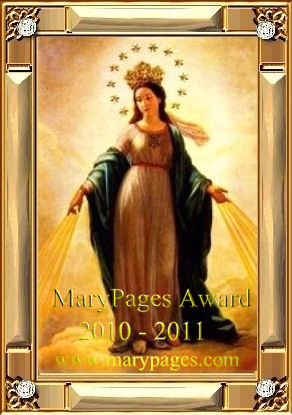 Award from Mary pages